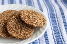 biscotti di sesamo