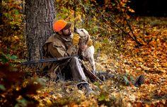 .Gotta love a good bird dog