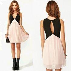 Short casual dresses - 4 PHOTO!