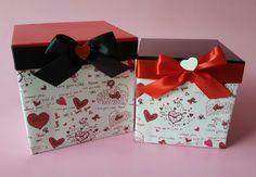 Gift boxes Handmade