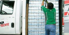 Heineken cans water instead of beer for Mexicos earthquake victims