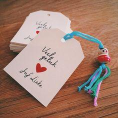 Lief cadeautje van een lieve juf voor haar lieve klasje #meesfeer