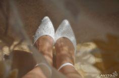 Свадебные туфли на танкетке купить в Москве на Avito — Бесплатные объявления на сайте Avito