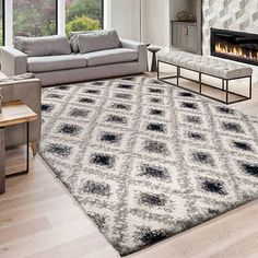 Jennifer Adams Eternal Plush Area Rug, Laguna Hills, x Rugs In Living Room, Plush Area Rugs, Plush Carpet, King Bedroom Sets, Room Set, Luxury Living Room, Rugs, Playroom Furniture, Living Room Carpet