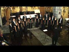 UD Chorale Nunc Dimittis Gustav Holst...I miss Spain.