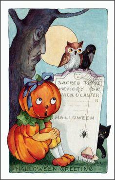Whitney Halloween Pumpkin Girl