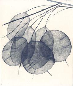 yep London University, Collagraph, Silver Dollar, Natural World, Art School, Printmaking, Lino Prints, Etchings, Honesty