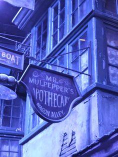 Tiny Treasures ~ Harry Potter Studio Tour Diagon Alley