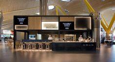 Sandra Tarruella diseña el restaurante Pepito Grillo del aeropuerto de Madrid