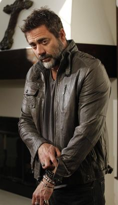 Jeffery Dean Morgan as Jet Black from the anime series Cowboy Bebop