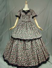 Civil War, Southern Belle, Cotton, Ball Gown