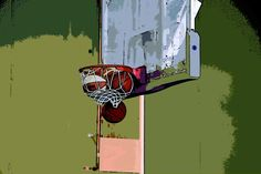 Randal Benjamin on Behance Best Duos, Randal, Basketball Hoop, Interactive Design, Behance, Neon Signs, Gallery, Check, Basketball Rim
