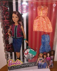 Barbie Fashionistas Doll & Fashions Pretty In Paisley 41(2015)