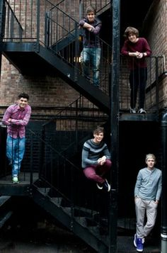 Lou's just like hey there I'm floating in the air!