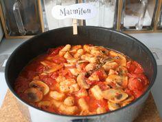QUENELLES PROVENCALES - Recette de cuisine Marmiton : une recette