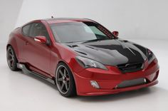 Custom 2010 Hyundai genesis coupe 3.8liter