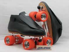 Riedell 395s sz 10.5, Labeda Pro-Lines sz 675, SG 8 ball Bearing. Custom build roller skates