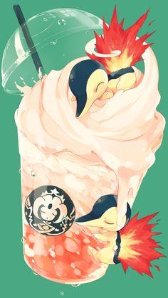 Cyndaquil #Pokemon #Cyndaquil