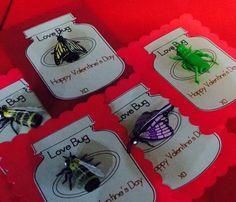 Valentine's Day Crafts - Love Bug
