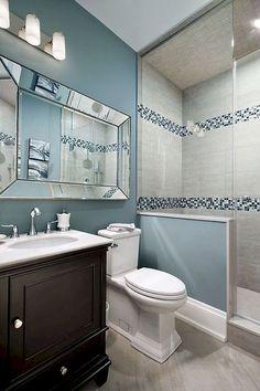 Gorgeous 75 Amazing Blue Hued Bathroom Remodel Ideas https://homeastern.com/2017/07/11/78-amazing-blue-hued-bathroom-remodel-ideas/