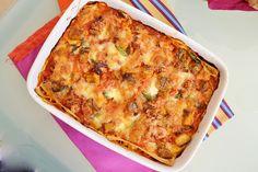 Lasagne alla parmigiana…???