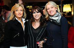 Ana Celina, Giovanna e Marilene.