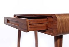 """A classic #design blended with modern techniques gives this Lunar #consoletable by #joachimking one of a kind! The telescopic front and intricate cabinet making is sure to give you a functional yet #contemporary piece. Use our """"request information"""" button to get in-depth product details. Enquire for your personalised trade price from #luxury #brands & #designers. @treniq_worldwide does not charge any commissions! Join our #tradeprogram today!  #trade #source #luxuryfurniture #woodworks…"""