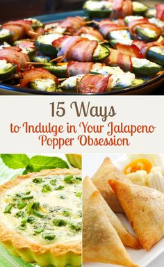 15 Ways to Indulge in Your Jalapeno Popper Obsession