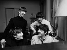 Relive Beatlemania in Paris With a New Photo Exhibit : Condé Nast Traveler