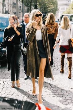 """vogueably: """"streetstyle """" daily street style"""