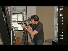 B&H Prospectives: Headshot Photography with Peter Hurley.  Continuous lighting.