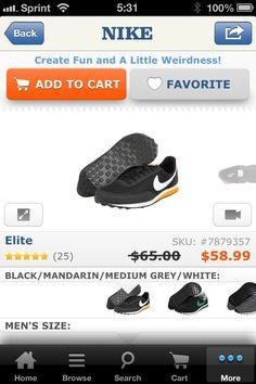 online retailer 368ae 08091 Nike elites fairly cheap   zappos.com