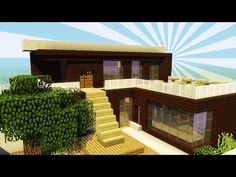 MINECRAFT HAUS Bauen TUTORIAL HAUS YouTube Minecraft Haus - Minecraft haus bauen survival