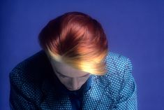 An image from a photo shoot Bowie and Schapiro did in Los Angeles in 1975.