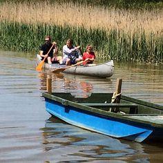 #kayaking #orford #suffolk #lazysundayafternoon #friends