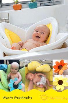 Verwandle dein Waschbecken mit wenigen Handgriffen in eine vollwertige Badewanne für dein Baby! Pink, Decor, Blue Yellow, Newborn Babies, Baby Prams, Sink, Bathing, Decorating, Dekoration
