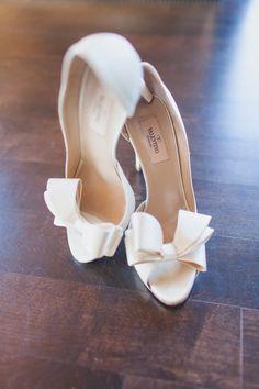 Chaussure de mariage valentino