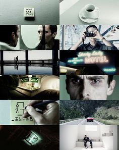"The Machinist ; ""A little guilt goes a long way."""