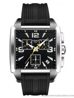 Tissot Quadrato Mens Watch~~~^_^~~~