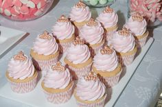 Princess Party Cupcakes - By F Mitchell