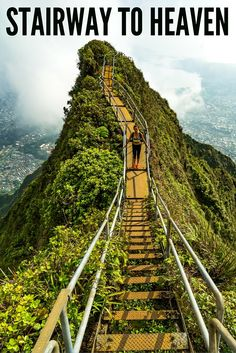 CLICK TO SEE WHY YOU NEED TO DO THE STAIRWAY TO HEAVEN HIKE