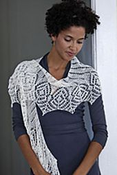 Ravelry: Oslo Walk Shawl pattern by Susanna IC