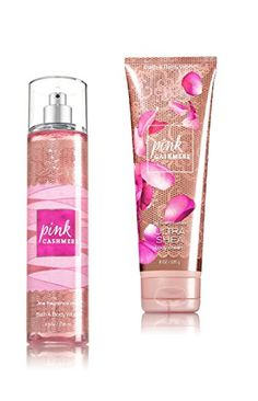 Bath & Body Works ~ Signature Collection ~ Pink Cashmere ~ Winter 2016 ~ Gift Set ~ Fine Fragrance… Review