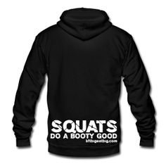 I love squats! (is that weird?)