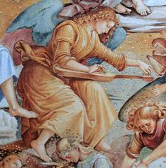 Luca Signorelli, Duomo di Orvieto, Cappella di San Brizio