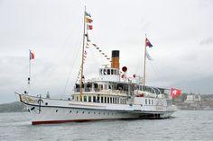 Paddle Boat, Sailing Ships, Diesel, Boats, Swiss Guard, Ships, Diesel Fuel, Tall Ships, Boat