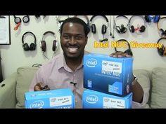 Intel NUC (5) Giveaway!!!! #booredatwork @Booredatwork