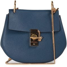 77e6ceb949692 Chloe  Drew Small Textured-Leather Cross-Body Bag ( 1