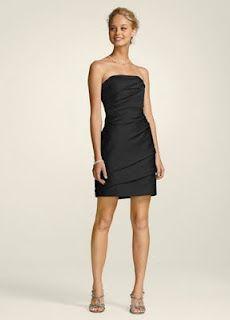 Bridesmaids dress minus the cornflower blue sash that goes around the waistline...