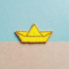 Miyuki - bateau origami